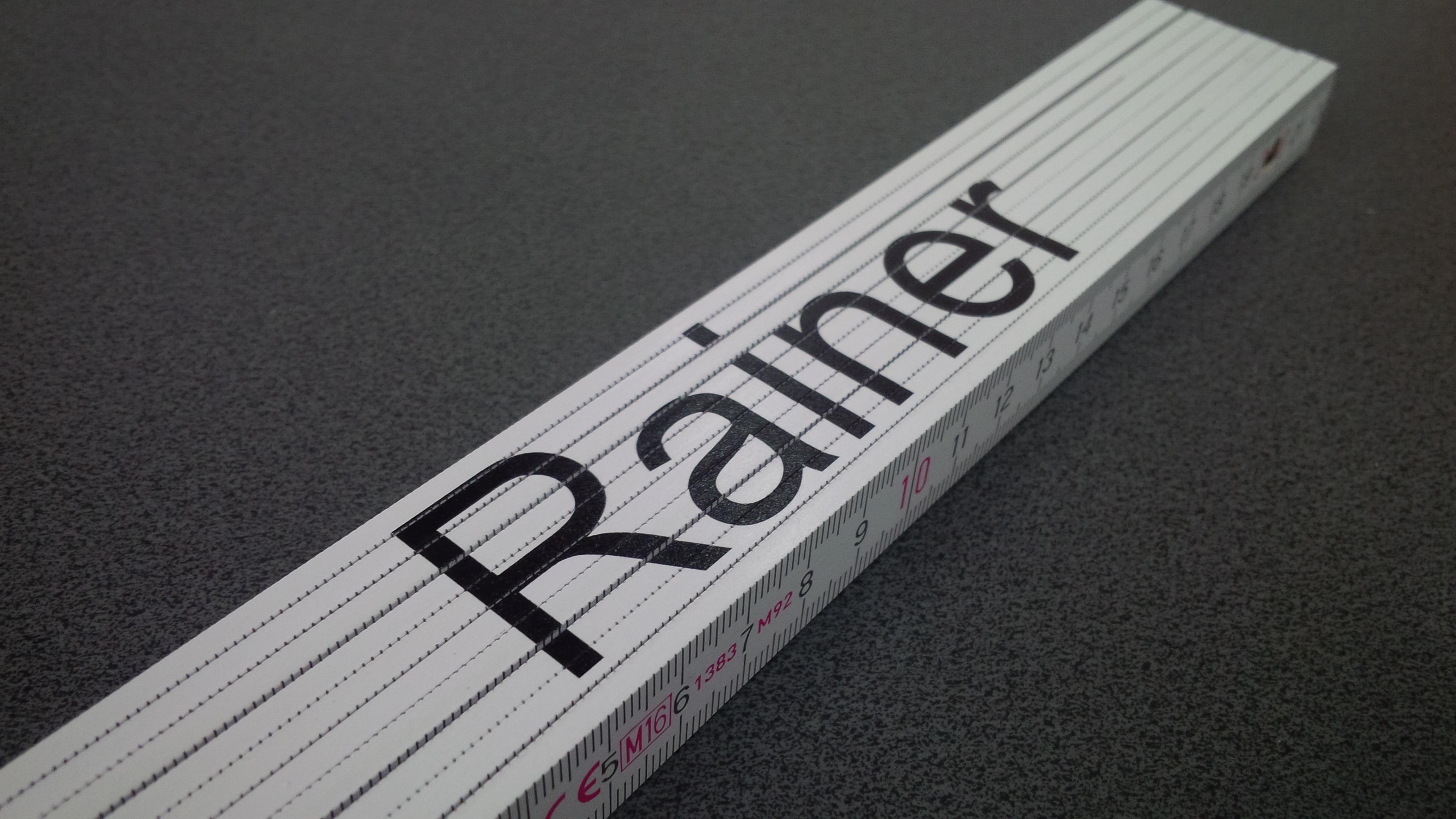 Zollstock Rainer
