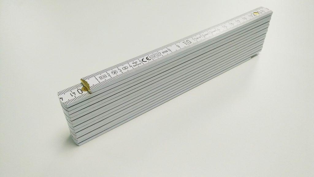 3-Meter Zollstock