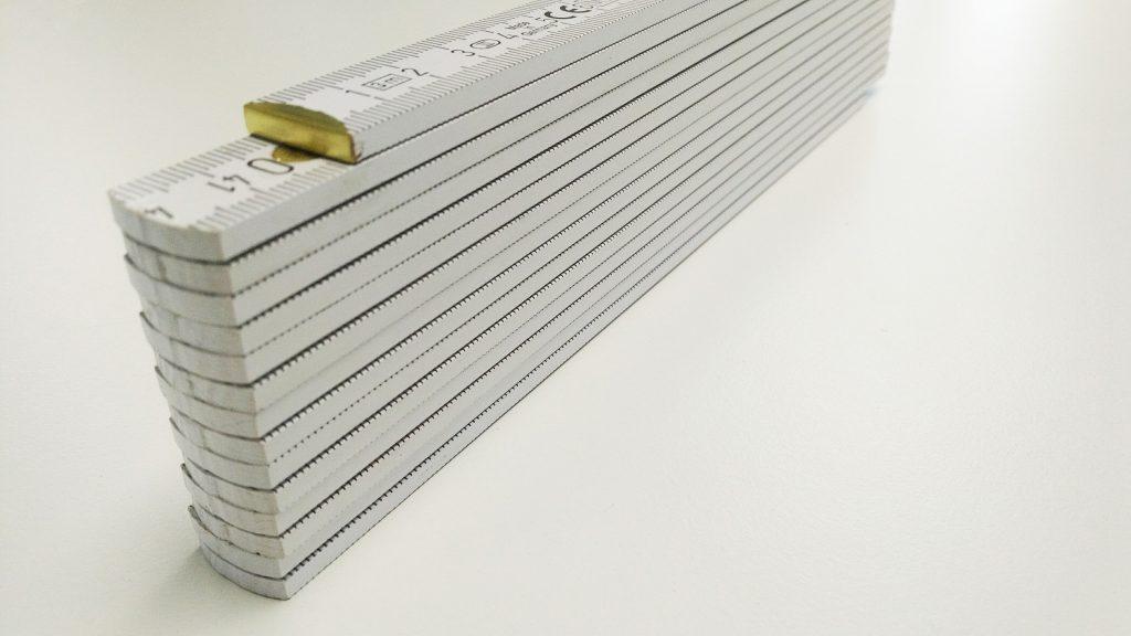 3-Meter Zollstock extra Lang