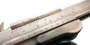 Genauigkeitsklasse für Meterstäbe