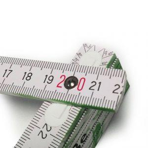 Winkelmesser am Premium-Zollstock
