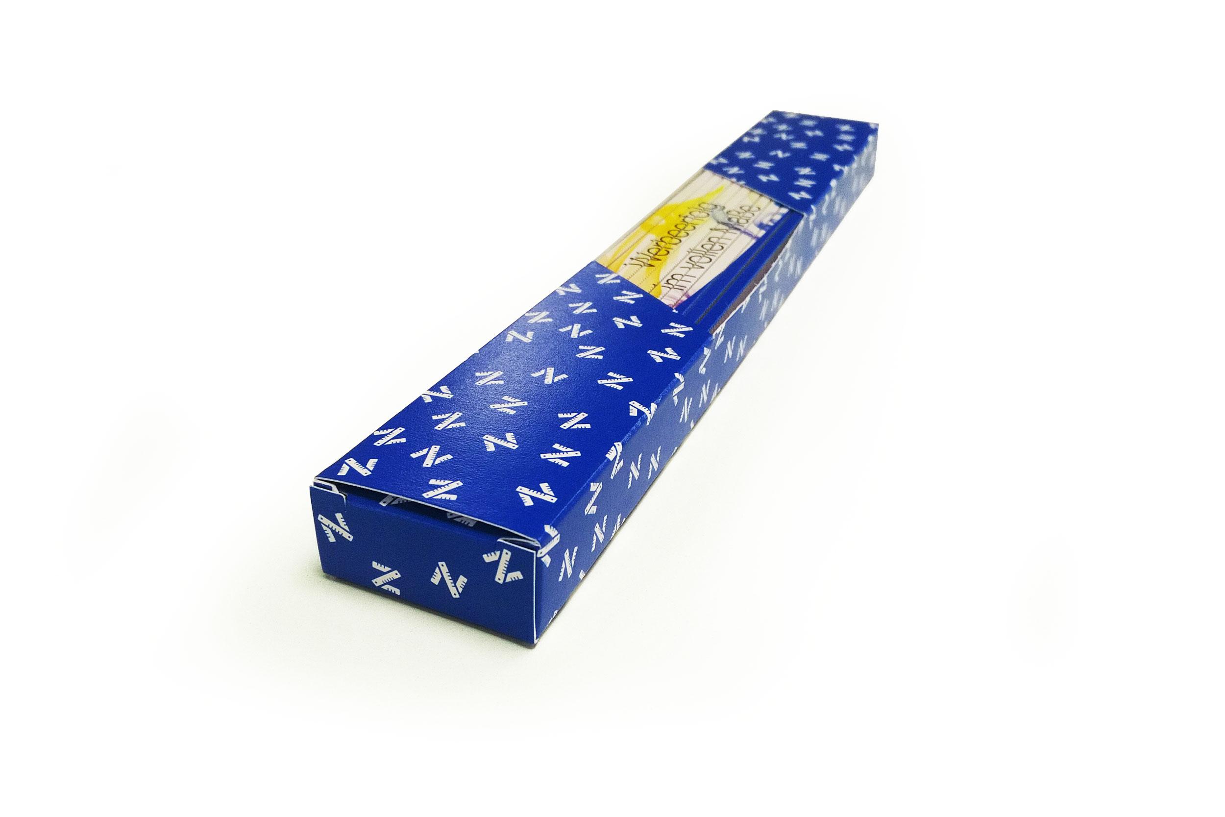 Zollstock Verpackung