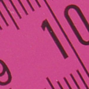 Zollstockfarbe rosa-pink